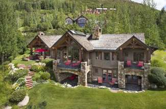 Red Mountain Ranch: Luxury Home with Views of Aspen Mountain