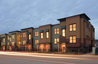 Mountain Sage Townhomes: Units B4, B3, B2 B1
