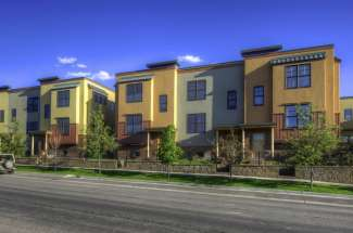 Mountain Sage Townhomes: Units, A4, A3, A2, A1