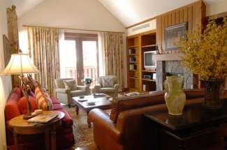 Sanctuary at Snowmass Club: Five Bedroom Residence