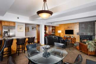 Snowmass Mountain Two Bedroom Condo