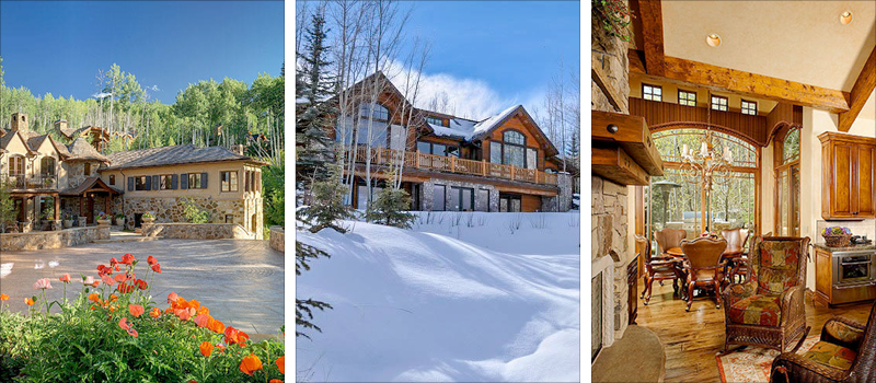 singles family homes for sale in Aspen, CO and Snowmass